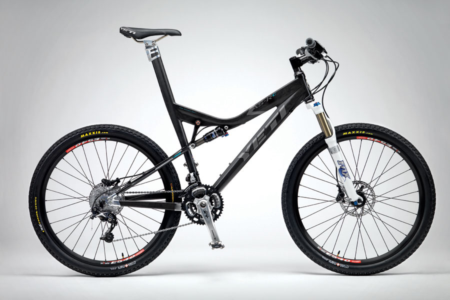 YETI ASR CARBON RACE BIKE 2009