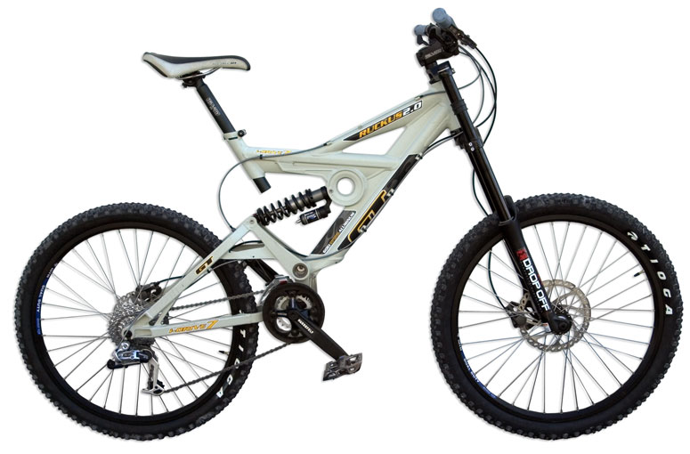 Buy GT RUCKUS I DRIVE 7 2.0 BIKE 2006 (GT Bicycles, GT Bicycles Complete Bikes, Complete Bikes, Full Suspension DH Complete Bikes)