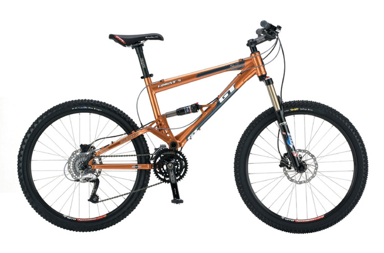 Buy GT I DRIVE 5 2.0 BICYCLE 06 (GT Bicycles, GT Bicycles Complete Bikes, Complete Bikes, Full Suspension AM Complete Bikes)