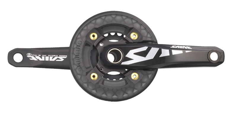 SHIMANO SAINT FC-810-2 CRANKSET 09