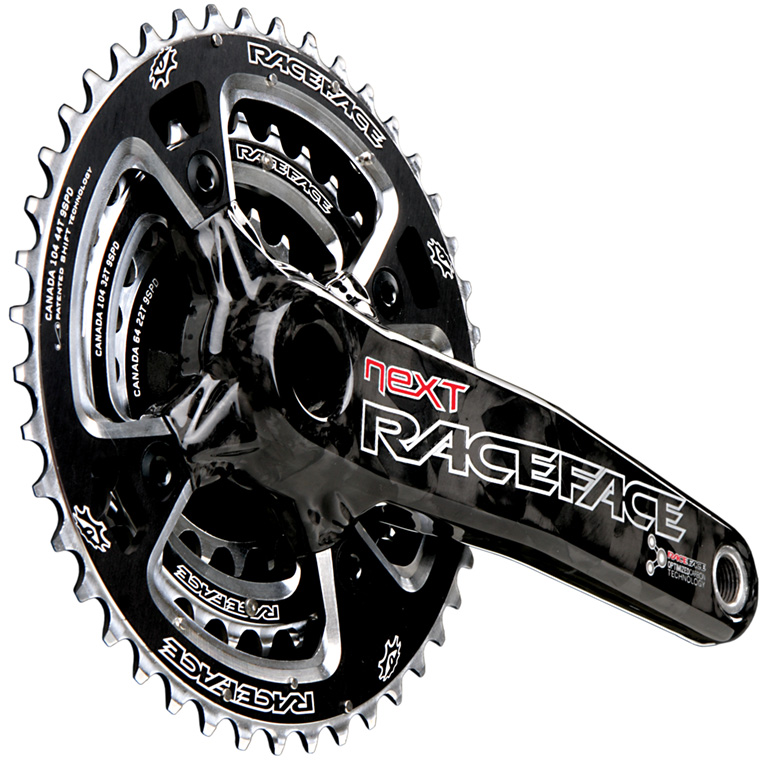 RACE FACE NEXT SL CARBON CRANKSET