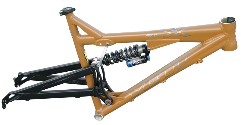 YETI ASX FRAME LTD COLOR