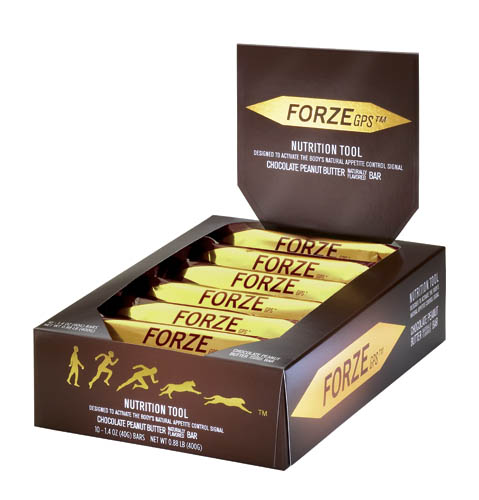 Forze Nutrition Bar 10 Pack