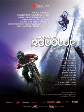 Buy KRANKED 8 DVD (Bicycle Videos and DVDs,  Bicycle Videos and DVDs)