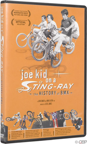 Buy JOE KID ON A STING-RAY (Bicycle Videos and DVDs, Video Action Sports Bicycle Videos and DVDs)
