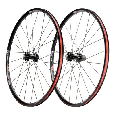 EASTON XC TWO DISC WHEELSET