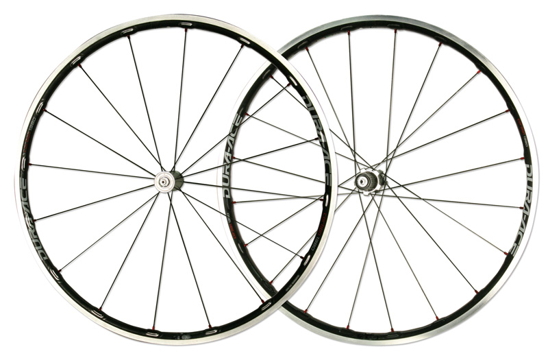 SHIMANO DURA-ACE CARBON CLINCHER WHEELS