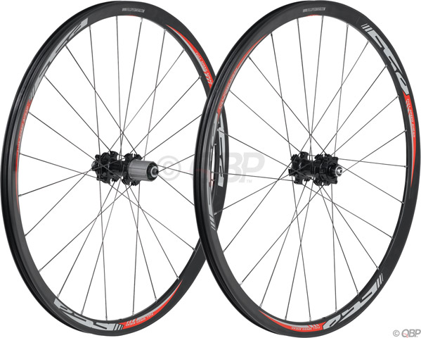 FSA XC-500T TUBELESS DISC WHEELSET
